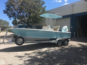 Used Seacraft 21 Center Console Fishing Boat For Sale