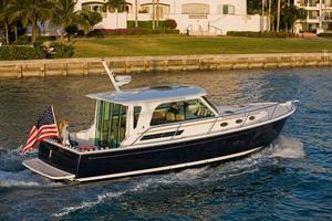 New Back Cove 37 Cruiser Boat For Sale