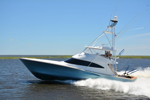 New Viking 72 Convertible Fishing Boat For Sale