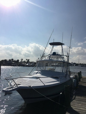 Used Luhrs Tournament 290 Sports Fishing Boat For Sale