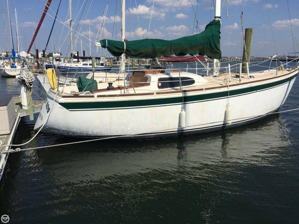 Used Columbia 34 MK II Sloop Sailboat For Sale