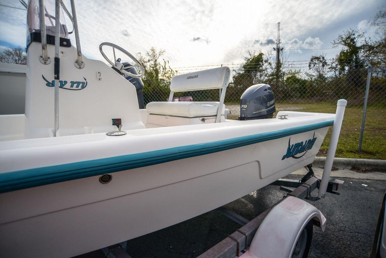2008 used sundance center console fishing boat for sale for Used fishing boats for sale in eastern nc