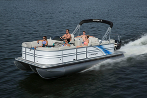 New Starcraft CX 21 Cruise Fish (White) Pontoon Boat For Sale