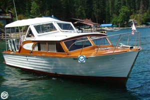 Used Lyman Mariner 28 Antique and Classic Boat For Sale
