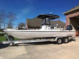 Used Skeeter ZX 24 V Bay Boat For Sale