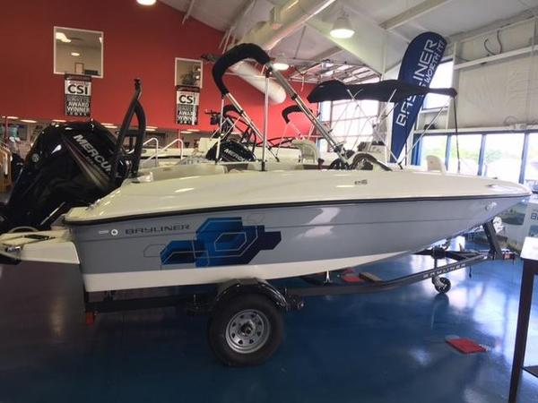 New Bayliner E16 Bowrider Boat For Sale