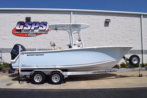 New Sportsman Center Console Fishing Boat For Sale
