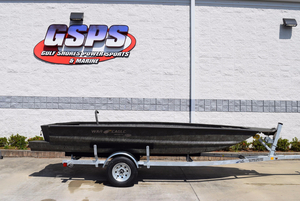 New War Eagle 750 Gladiator Jon Boat For Sale