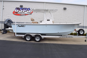 New Parker 2300 DVCC Center Console Fishing Boat For Sale