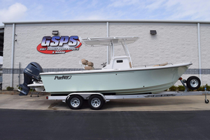 New Parker 2300 DV Center Console Center Console Fishing Boat For Sale