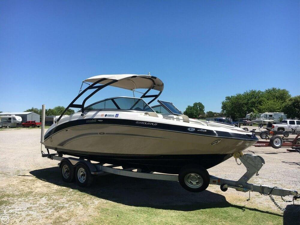 2013 used yamaha 242 limited s jet boat for sale 48 999 for Yamaha 242 for sale