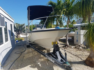 Used Boston Whaler Outrage 22 Center Console Fishing Boat For Sale