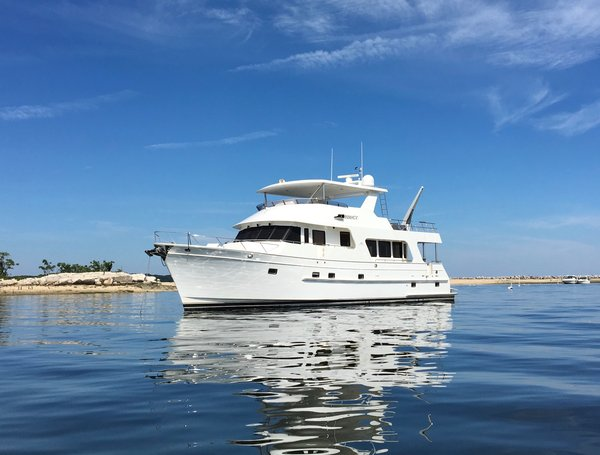 Used Outer Reef Yachts 650 My Trawler Boat For Sale