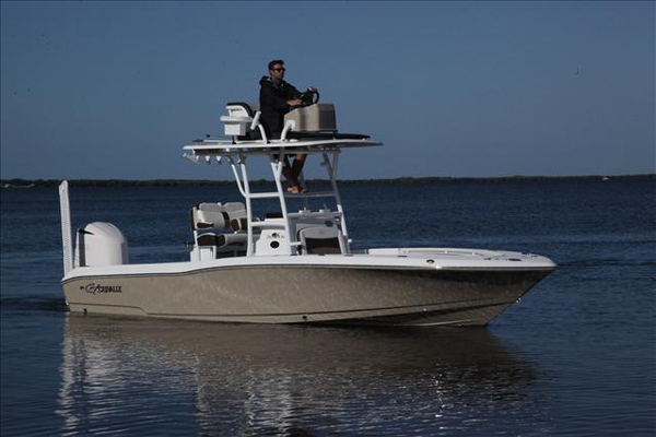 New Crevalle Boats Open Bay Boat For Sale