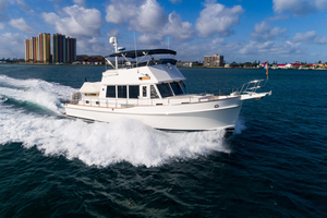 Used Grand Banks 47 Heritage Classic Trawler Boat For Sale
