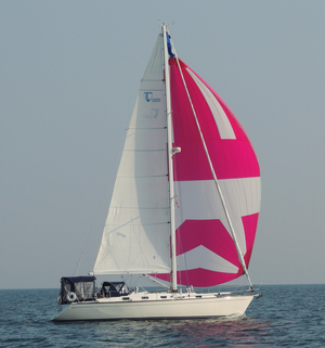 Used Tartan 3800 Cruiser Sailboat For Sale