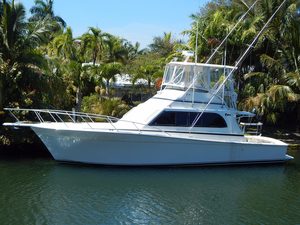 Used Egg Harbor 42 Convertible Fishing Boat For Sale