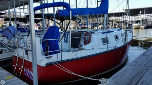 Used Hunter Cherubini Sloop Sailboat For Sale
