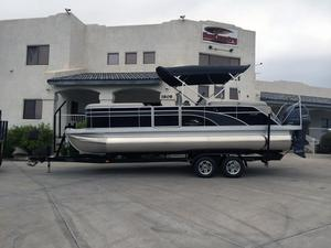 New Bennington 24 SSRXFB Pontoon Boat For Sale