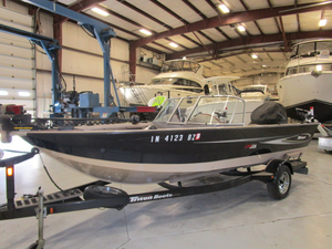 Used Triton Boats DV176 Magnum Ski and Wakeboard Boat For Sale