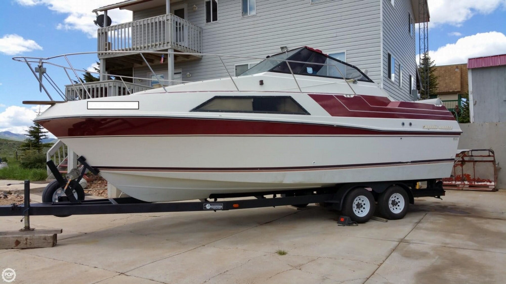 Used Carver 279 Montego Cruiser Express Cruiser Boat For Sale
