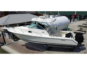 Used Pursuit 285 Offshore Walkaround Fishing Boat For Sale