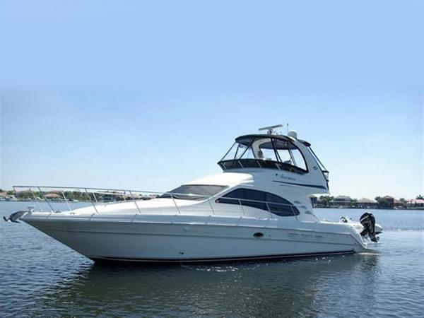 Used Sea Ray 42 Sedan Bridge Motor Yacht For Sale