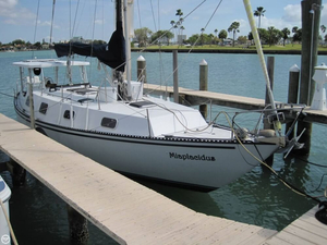 Used Bristol Custom 40 Racer and Cruiser Sailboat For Sale