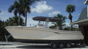 Used Grady White 306 Bimini Center Console Fishing Boat For Sale