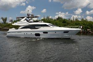 Used Ferretti F690-15 Motor Yacht For Sale