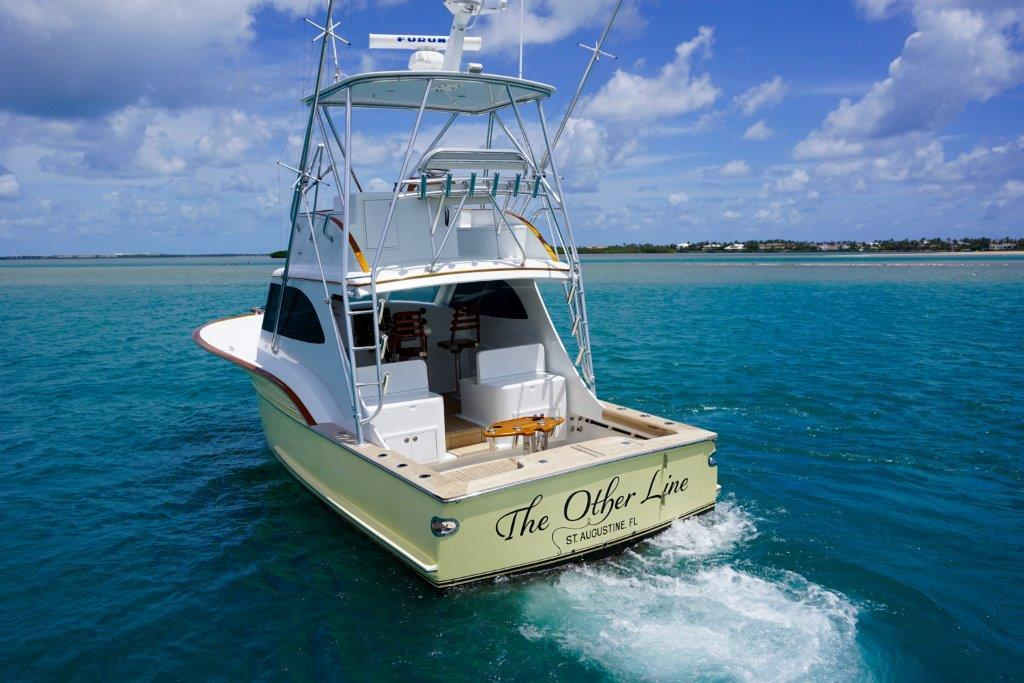 2009 Used Calyber Custom Carolina Sports Fishing Boat For ...