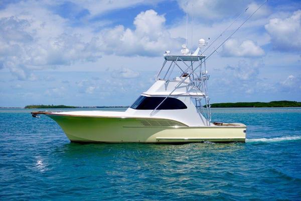 Used Calyber Custom Carolina Sports Fishing Boat For Sale