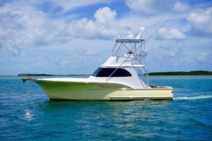 Used Calyber Custom Carolina Sports Fishing Boat For Sale