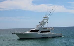 Used Sharp Design Yachtfisher Sportfish Sports Fishing Boat For Sale