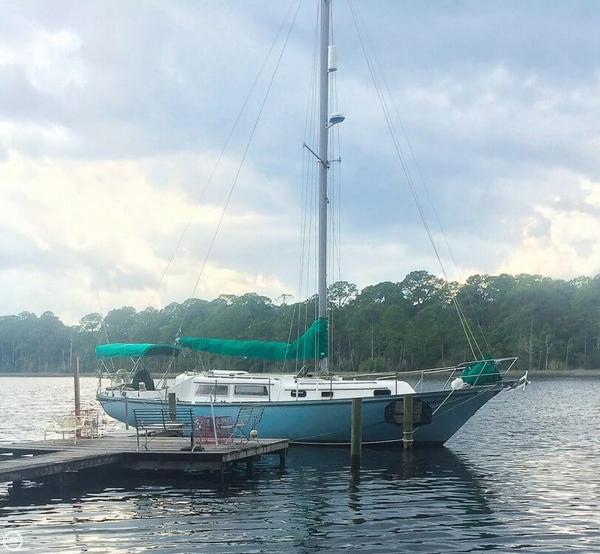 Used Seafarer 38 Sloop Sailboat For Sale