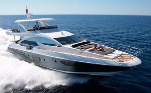 Used Azimut 80 Mega Yacht For Sale