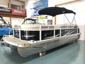 New Jc Tritoon Spirit 222 TT Sport Pontoon Boat For Sale