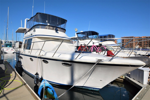 Used Sea Ranger 43 Double Cabin Aft Cabin Boat For Sale