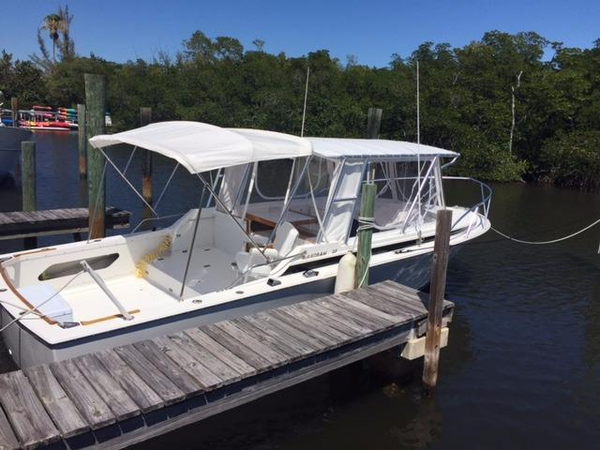 Used Bertram 28 Cuddy Cabin Boat For Sale