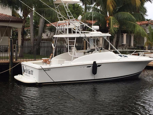 Used Luhrs 29 Saltwater Fishing Boat For Sale