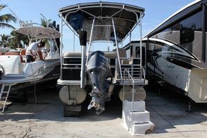 Used Bennington 2874rli Pontoon Boat For Sale