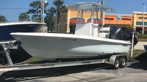 Used Contender Saltwater Fishing Boat For Sale
