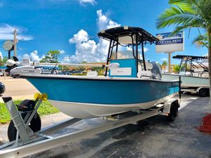 New Action Craft 24 Coastal Bay Center Console Fishing Boat For Sale
