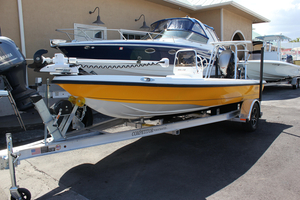 New Action Craft 1720 Flyfisher Saltwater Fishing Boat For Sale