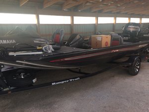 New Ranger Tournament RT178 Sports Fishing Boat For Sale