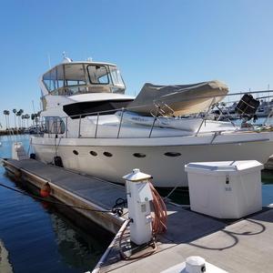 Used Ocean Alexander 52' Sedan Motor Yacht For Sale