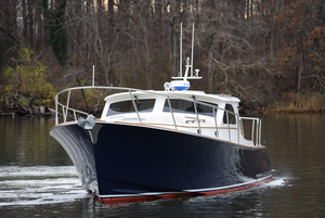 Used Dereli Day Tripper 40 Downeast Fishing Boat For Sale