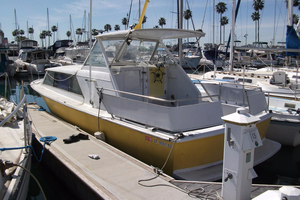 Used Pearson 28 Express Cruiser Express Cruiser Boat For Sale