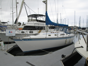 Used Hunter 31 Racer and Cruiser Sailboat For Sale