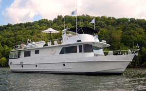 Used Kelly 70' Custom Houseboat Motor Yacht For Sale